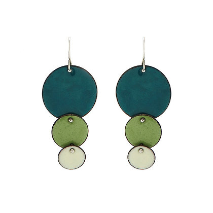 WS Cascading Earrings