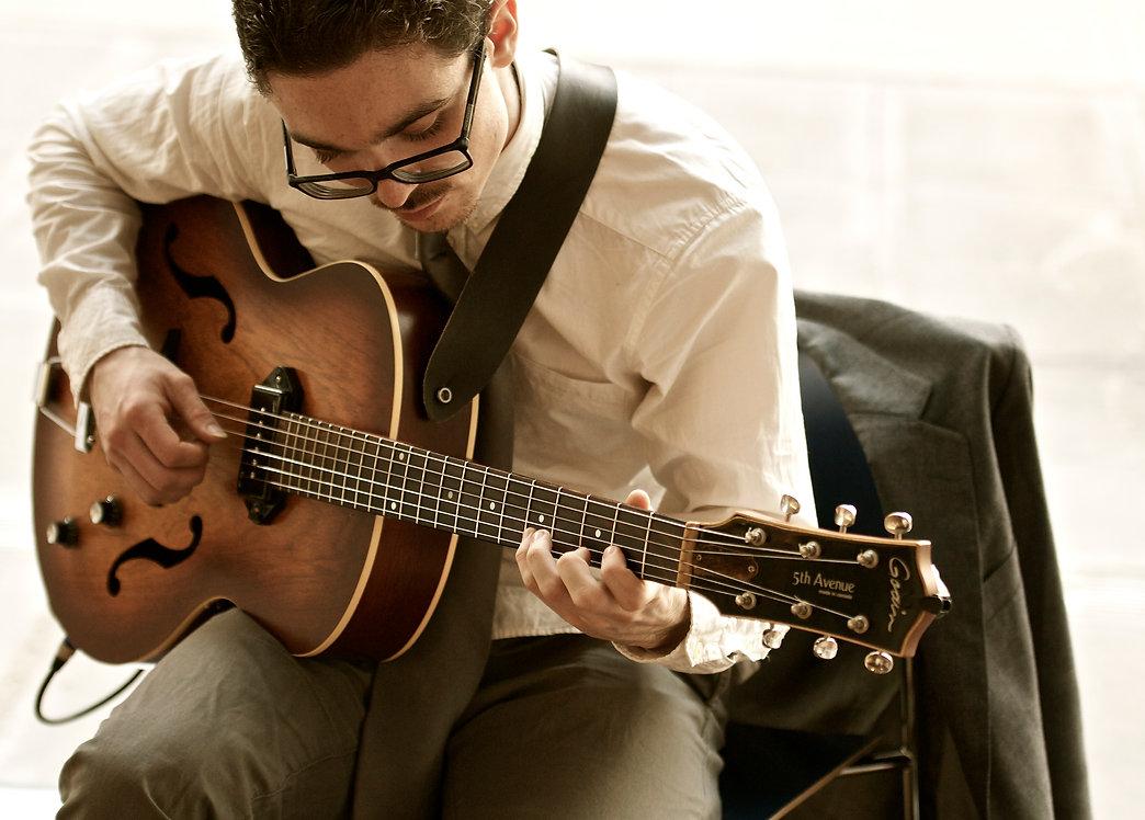 Coyote Anderson Guitar