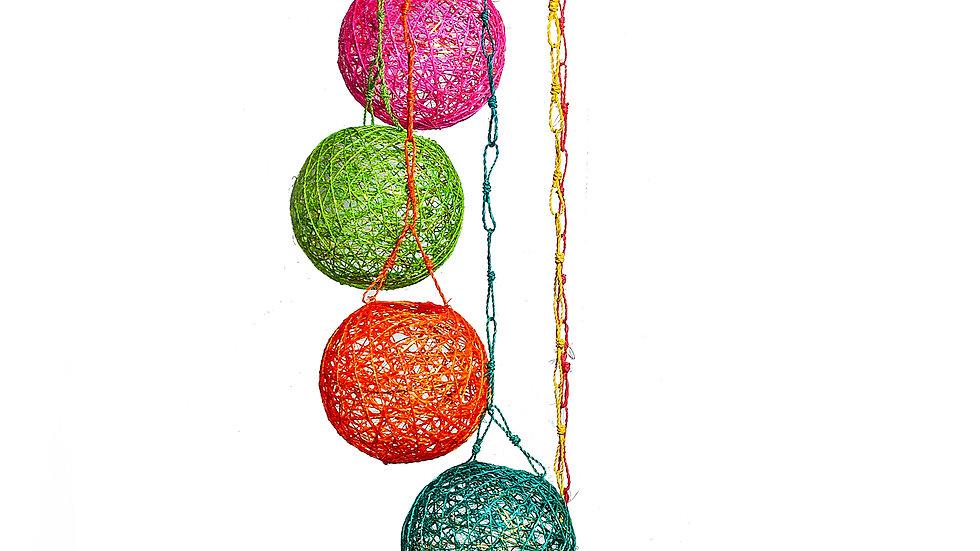Hanging 7 Balls