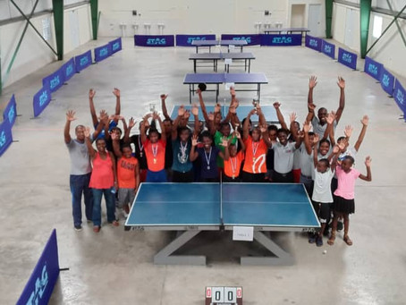 Partenariat entre FEMINA MULTISPORTS, TITAN PING PONG CLUB et TORNADO