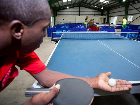 Le Tennis de Table, un des sports les plus complets, les plus compliqués et les plus récréatifs.