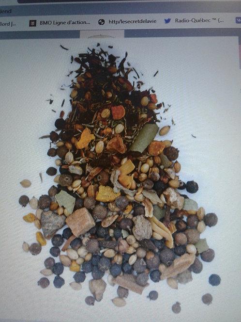 Épices créoles ( épices de cru)