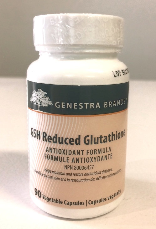 GSH reduced Glutathion