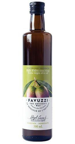 Huile d'olive modérée Favuzzi