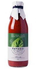 Sauce basilic Favuzzi
