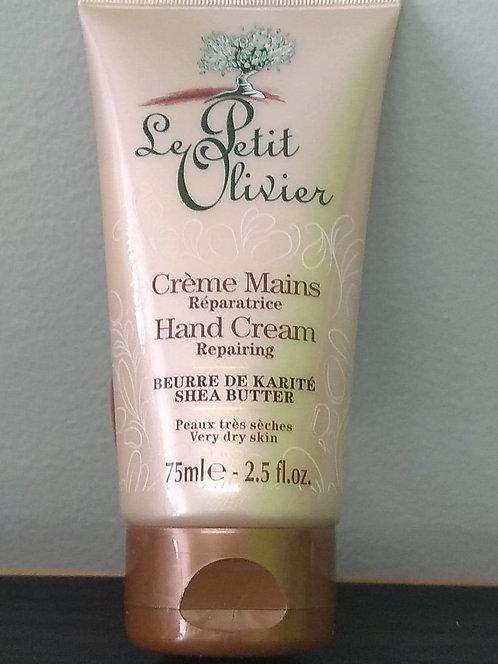 Crème a mains réparatrice