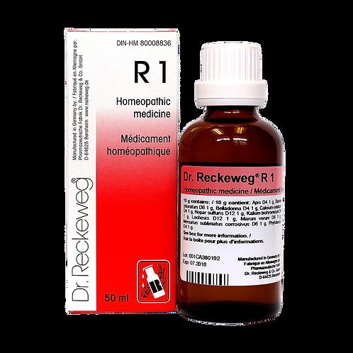 R1. homéopathie: très efficace pour la fièvre,rhume,grippe.