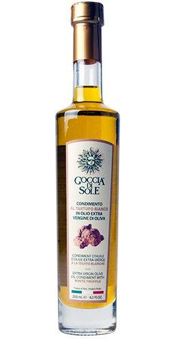 Huile d'olive a la truffe blanche