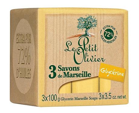 Petit Olivier Savon Glycérine