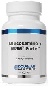 Glucosamine + MSM Forte