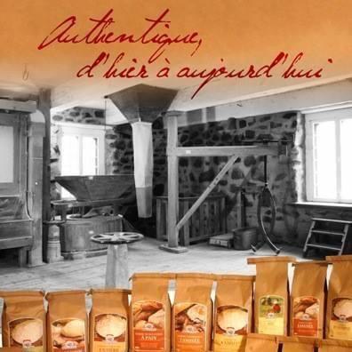 Moulin LAPIERRE farines Bio différents $$