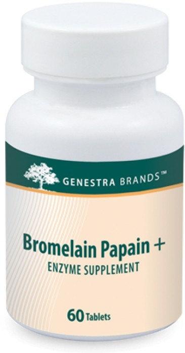 Bromelain Papain +