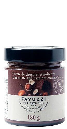 Creme noisette et chocolat