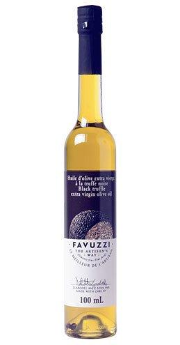Huile d'olive a la truffe noire Favuzzi