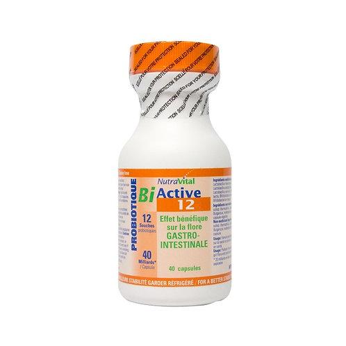 Bi-Active 12 probiotiques
