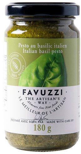Pesto basilic Favuzzi