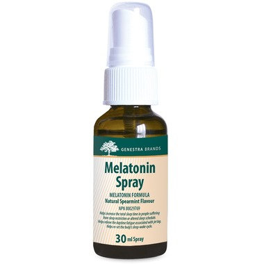 Melatonin Spray Genestra