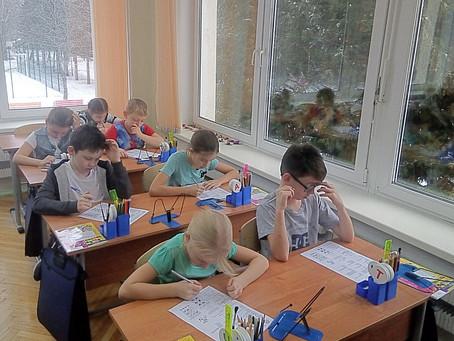 Школьный тур Открытой Всероссийской интеллектуальной олимпиады «Наше наследие»