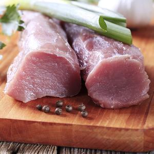 Filet de porc bio