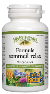 Formule sommeil relax