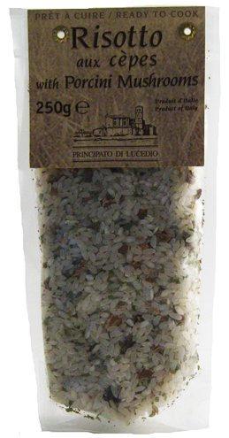 Riz Carnaroli risoto aux cépes