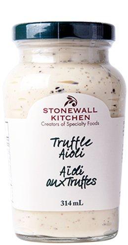 Aïoli aux truffes