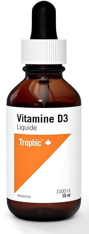 Vitamine D3 Liquide Trophic