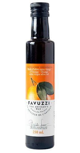 Huile d'olive a l orange Favuzzi