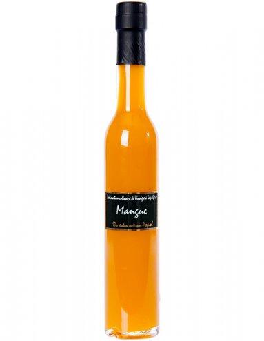 Vinaigre a la pulpe de mangue