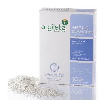 Argile blanche boîte 200g
