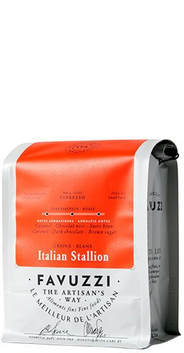 Café en grains Favuzzi 340gr