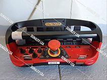 Scanreco RC 400 - EEA 2507 - 555 -Palfinger