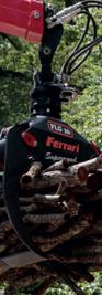 Pinças para madeira - Log grabs - Pinces pour troncs
