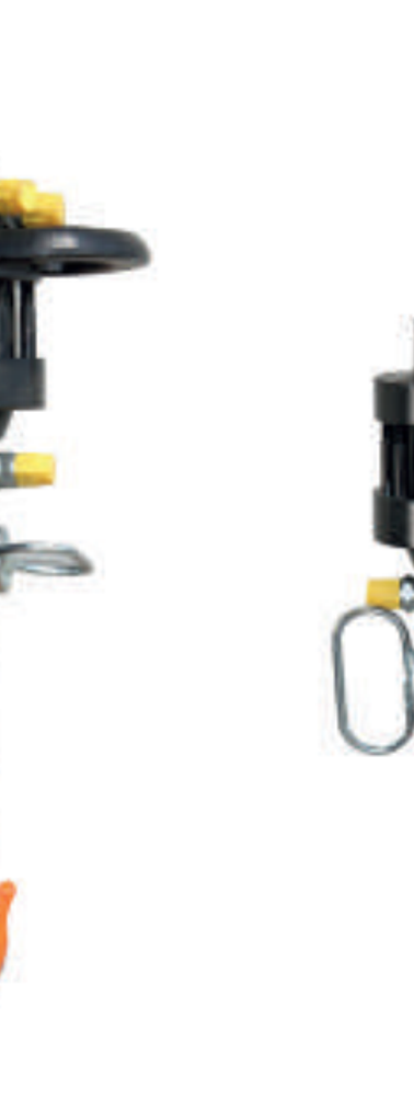 Rotores e ganchos - Hydraulic Rotatores ans hooks - Rotateurs hydrauliques et crochets