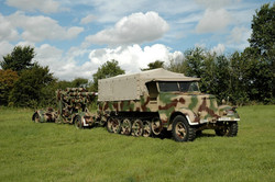 SdKfz 7, 8 Ton Cargo (1944)