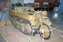 Bovington Kettenkrad (1941)