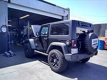 Spark plug Jeep