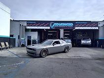 Dodge Challenger brakes & tires