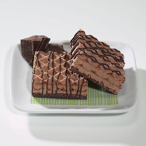 Protein Squares: Chocolate Wafers