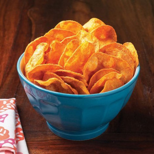 Protein Snack CHIPS:  BBQ