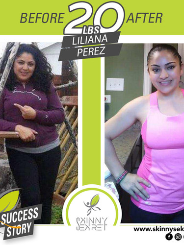- LILIANA PEREZ 20LBS TRANSFORMATION .jp