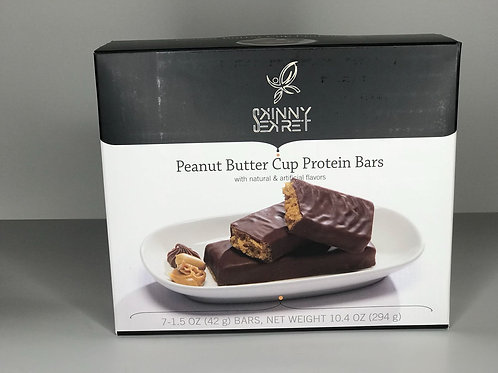 Protein Bars: Peanut Butter Cup