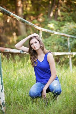 Senior Edge | Abbey | Model