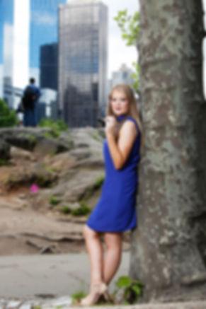 Emma Rindal senior edge 2018 model