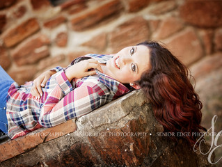 Alexis Layne Ball | Davis High School | Senior Edge Photography | Laura Tusek