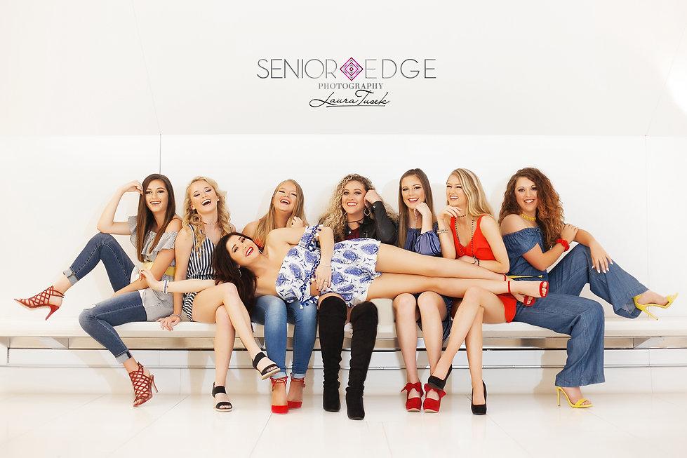 World trade center, senior edge destination shoot