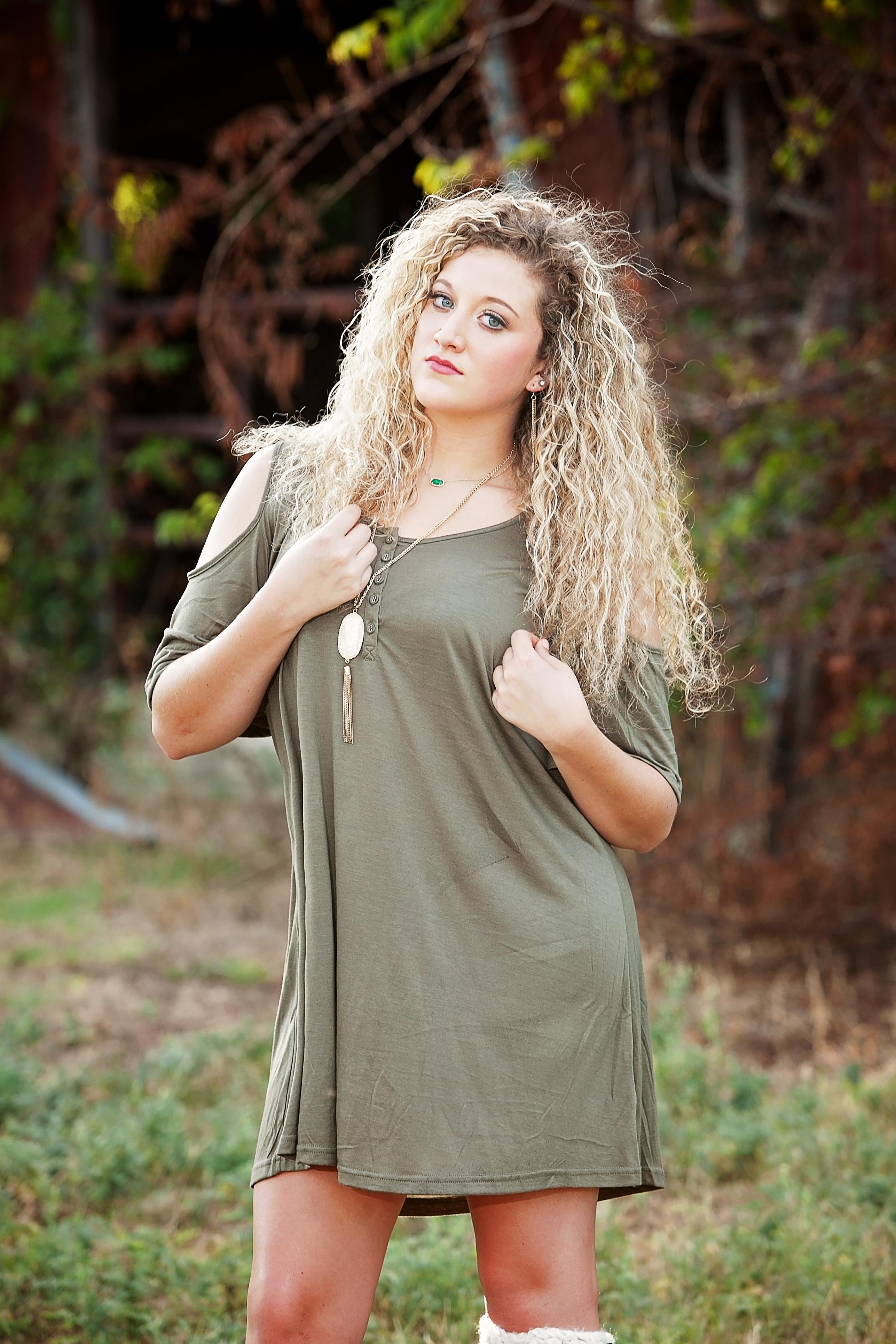 Laura Tusek | Senior Edge