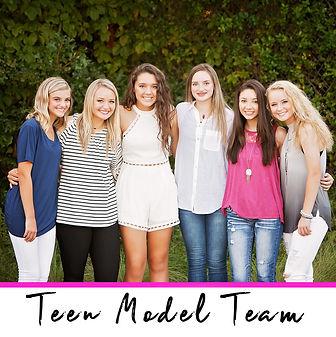 Senior Edge Teen Models