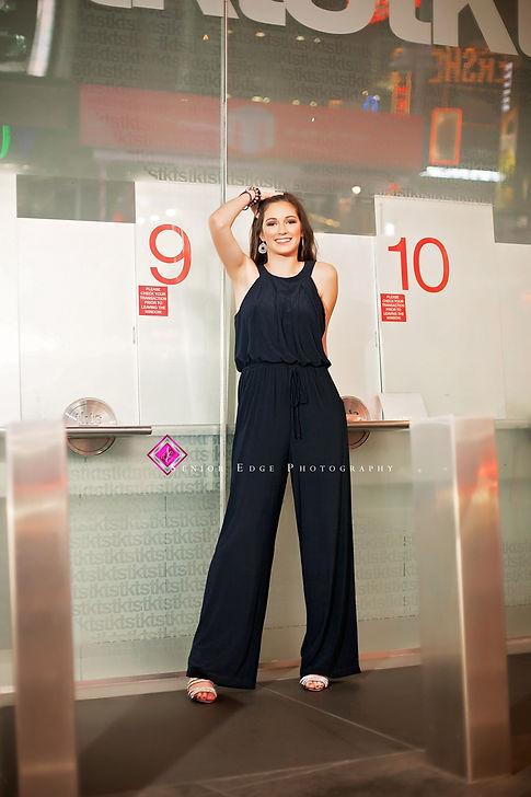 Abbey Wilson, Senior Edge Model 2017