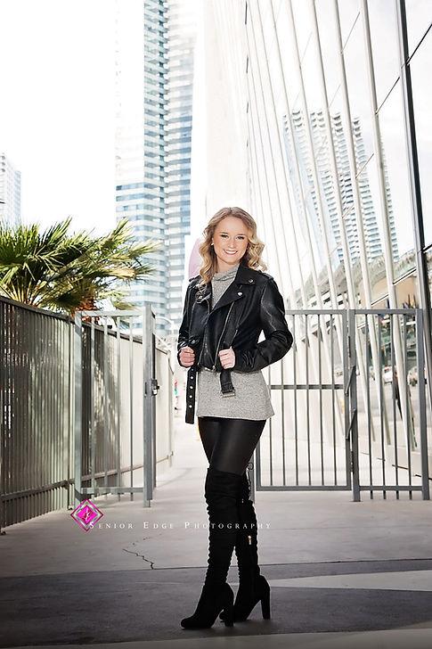 senior edge model shoot, lexi tusek, Vegas
